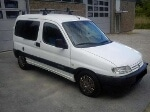 Photo Citroen Berlingo combi hdi 90 sx