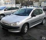 Photo Peugeot 206, 1.4 HDI commerciale pack clim