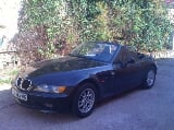 Photo Vends bmw z3 roadster noire tbe 88600 km