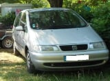 Photo Seat Alhambra 2.0i stella
