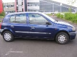 Photo Clio 2, phase 1, RTE, 1,2litre, 5 portes