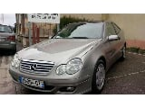 Photo Mercedes-benz 220 classe c COUPE SPORT CDI