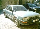 Photo Nissan bluebird 1.6 lx (1987)