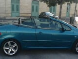Photo Peugeot 307 cc coupe-cabriolet