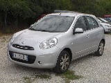Photo Nissan Micra 1.2 - 80 Connect Edition