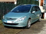 Photo Peugeot 307 SW 2.0 HDI 110 Pack Diesel