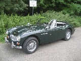 Photo Austin Healey 3000 MK3 BJ8 de 1967