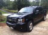 Photo Chevrolet avalanche LTZ 2008 GPL