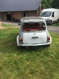 Photo Rover Mini 1300 British Open (project)