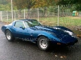 Photo Chevrolet corvette v8 - 1978