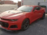 Photo Chevrolet Camaro ZL1 2017
